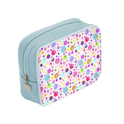 Atomic Collection Make Up Bags