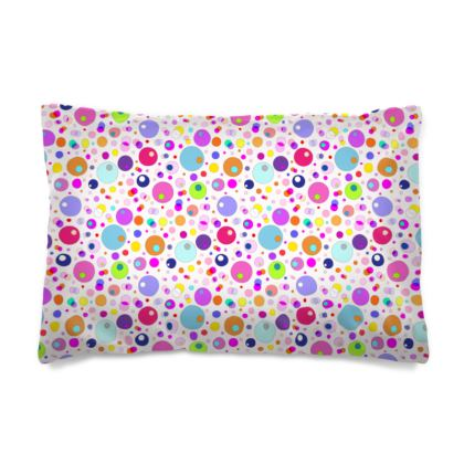 Atomic Collection Pillow Case