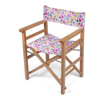 Atomic Collection Directors Chair