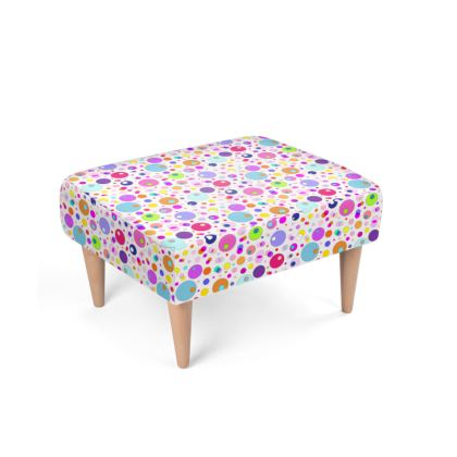 Atomic Collection Footstool