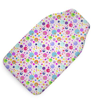 Atomic Collection Hot Water Bottle