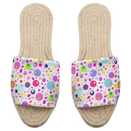 Atomic Collection Sandal Espadrilles