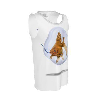 A Breath of Fresh Air ~ Wordless Animal Behaviour Cut and Sew Vest