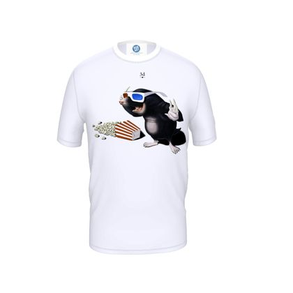 3D ~ Title Animal Behaviour Cut and Sew T Shirt