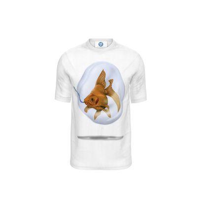 A Breath of Fresh Air ~ Wordless Animal Behaviour Cut and Sew T Shirt