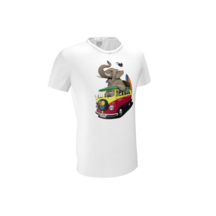 Pack the Trunk ~ Wordless Animal Behaviour Cut and Sew T Shirt