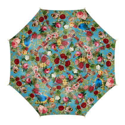 Umbrella Rose Garden