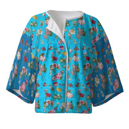 Kimono Jacket Botanic Garden
