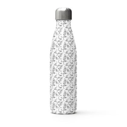 Paisley Bandana Stainless Steel Thermal Bottle