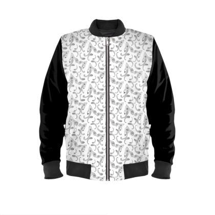 Paisley Bandana Mens Bomber Jacket