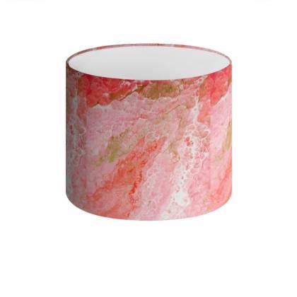 Flamingo Drum Lamp Shade (Medium)