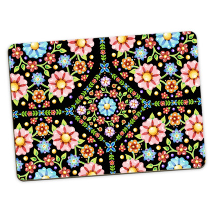 Millefiori Folkloric Large Placemats
