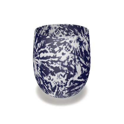 Indigo Tie-Dye Inks Series 03 Glass