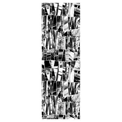 Birch Print Deckchair