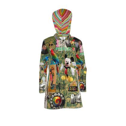 Hooded Rain Mac My Childhood, Your Childhood