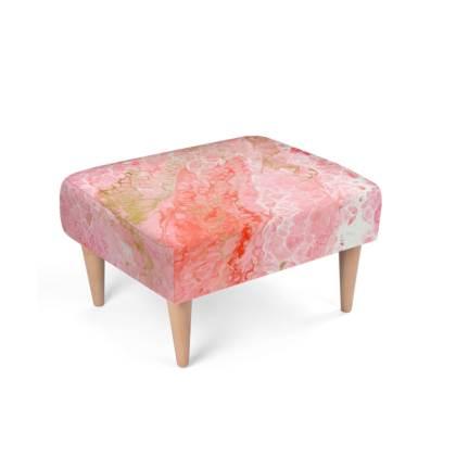 Flamingo Footstool