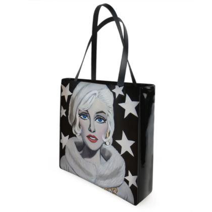 'Unfinished Movie' shopper bag
