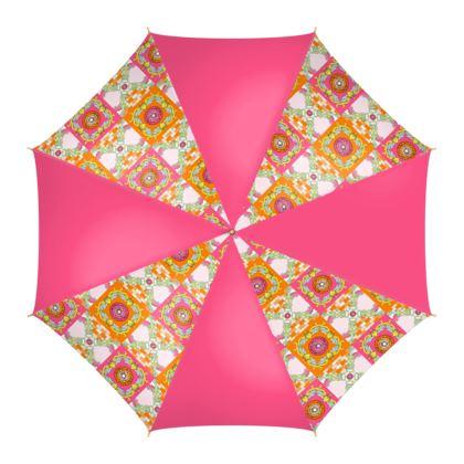 Roads of Barcelona - Pinge - Umbrella