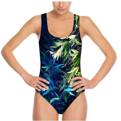 Swimsuit, Totally Tropical Design