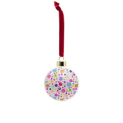 Atomic Collection Bone China Baubles