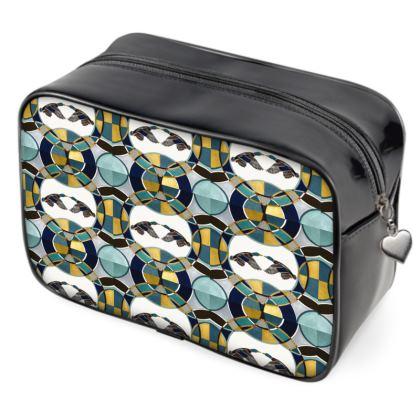 Mallard Design Wash Bag