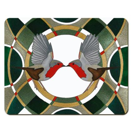 Two Robins Placemats
