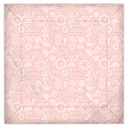 Eclectic Garden Pink Duvet Covers