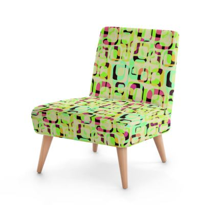 The Groovy Fifties Occasional Chair