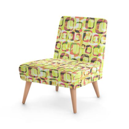 Fifties Aesthetics Occasional Chair