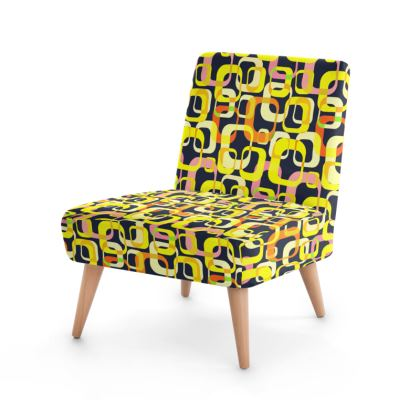 The Fifties are Back Occasional Chair