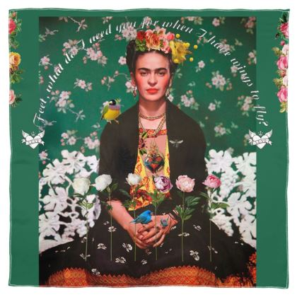 Scarf Frida Wings to Fly