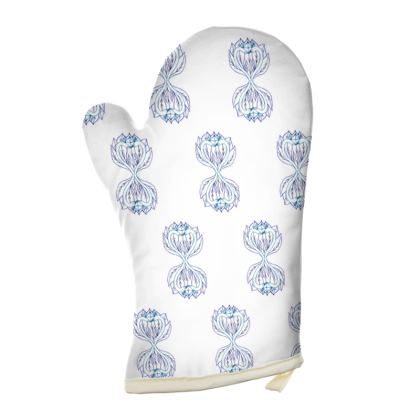 Oven Gloves, The Bird of Paradise Collection