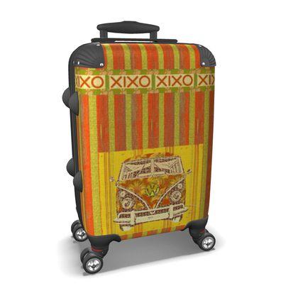 XIXO Roots suitcase