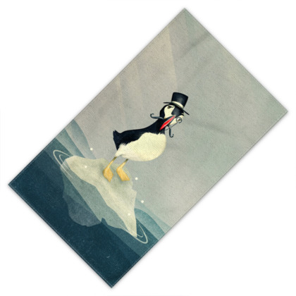 Lord Puffin - Towels
