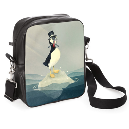 Lord Puffin - Shoulder Bag