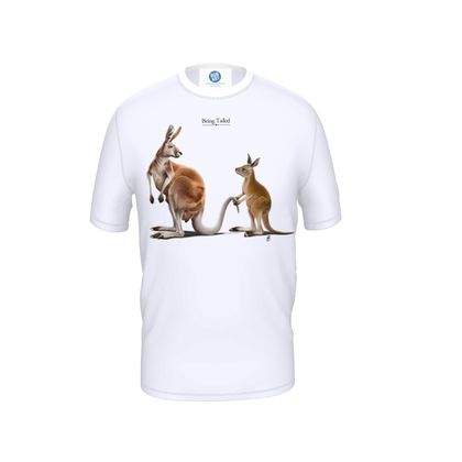 Being Tailed ~ Title Animal Behaviour Cut and Sew T Shirt