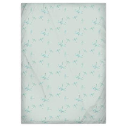 Dancing Dragonflies Duvet Cover & Pillowcase Set - Single