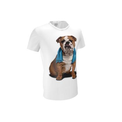 Bull ~ Wordless Animal Behaviour Cut and Sew T Shirt