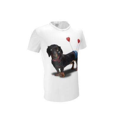 Butt ~ Wordless Animal Behaviour Cut and Sew T Shirt