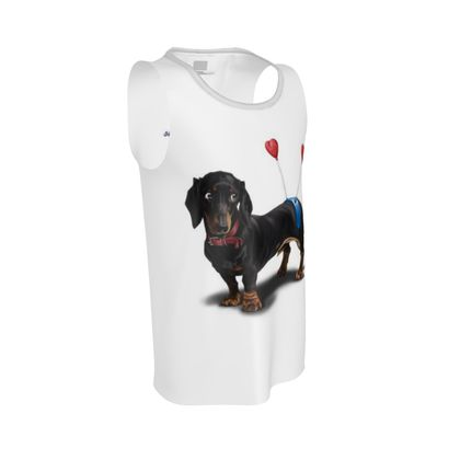 Butt ~ Wordless Animal Behaviour Cut and Sew Vest