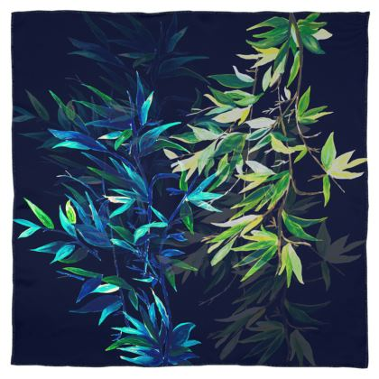Shawl, Totally Tropical Design