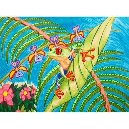 Tropical Handbags