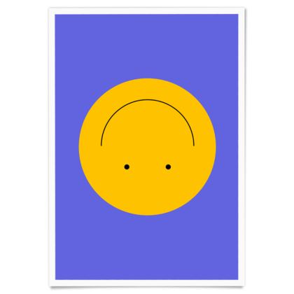 Smile? Poster