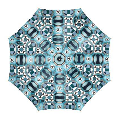 Five Magpies Umbrella