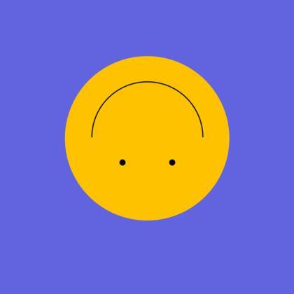 Smile? Cushion