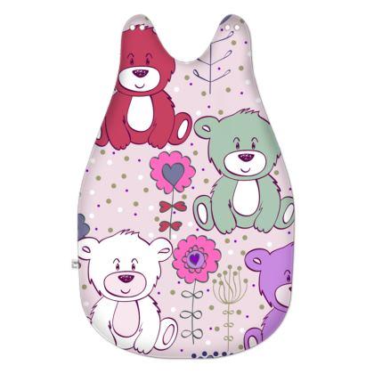 Teddy Baby Sleeping Bag