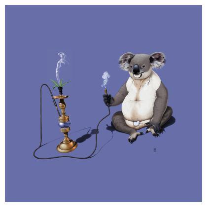 What a Drag ~ Colour Animal Behaviour Cushion