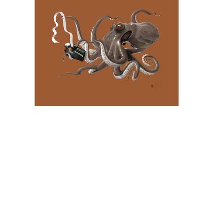 Count to Ten ~ Colour Animal Behaviour Art Postcard