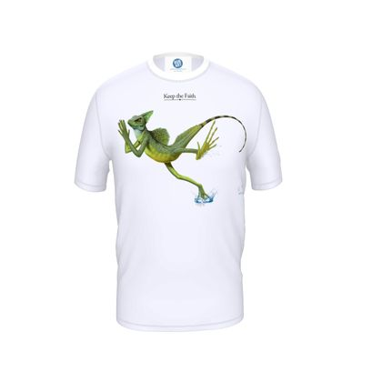 Keep the Faith ~ Title Animal Behaviour Cut and Sew T Shirt