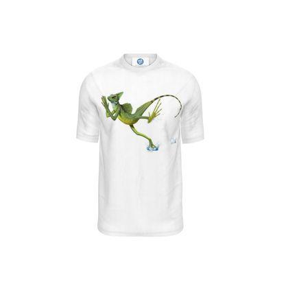 Keep the Faith ~ Wordless Animal Behaviour Cut and Sew T Shirt